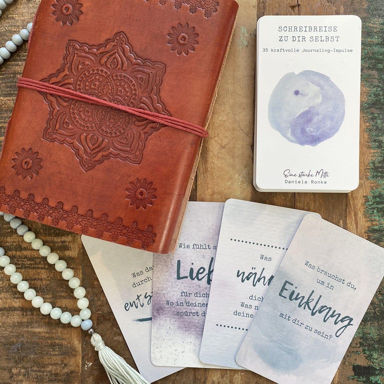 Journaling Schreibreise